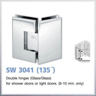 บานพับประตูกระจกห้องน้ำ SW3041