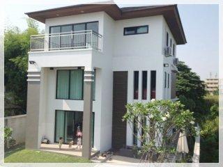ตัวอย่างบ้านที่โคราช คุณภานุมาศ