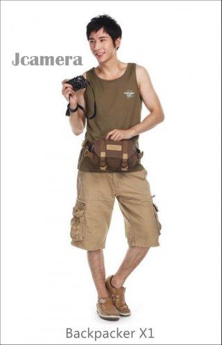 กระเป๋ากล้อง Backpacker X1