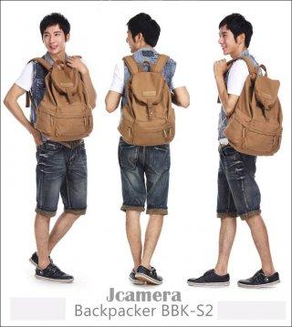 เป้ Backpack Backpacker BBK S2