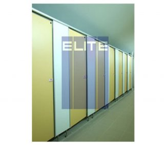 จำหน่ายแผ่นกั้นห้องน้ำสำเร็จรูป ELITE