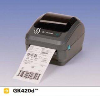 Bar Code Printer Zebra G-Series™, Barcode Sticker