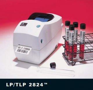 Bar Code Printer Zebra LP/TLP 2824™, Barcode Sticker