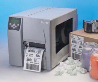 เครื่องพิมพ์บาร์โค้ดโลหะ Zebra รุ่น S4M™