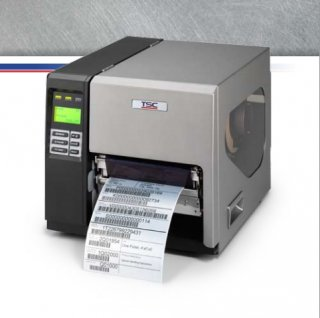 Barcode Printer 268M SERIES, Barcode Sticker