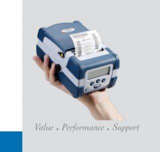 Mobile Direct Thermal Label Printer M23