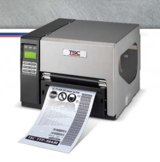Industrial Thermal Transfer Barcode Printer TTP-384M