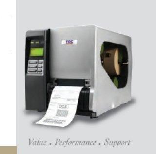 Thermal Transfer Barcode Printer TTP-2410M SERIES, Barcode Sticker