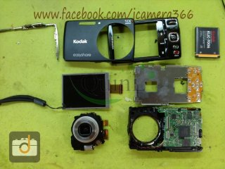 ซ่อมกล้อง Kodak M532