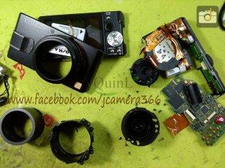 ซ่อมกล้อง Panasonic FX2
