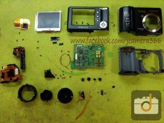 ซ่อมกล้อง Samsung S500 S600