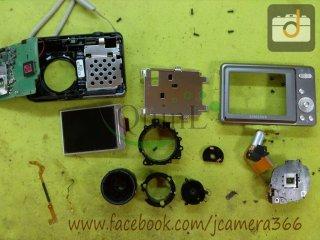 ซ่อมกล้อง Samsung ES60