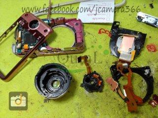 ซ่อมกล้อง Sony WX7
