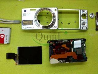 ซ่อมกล้อง Sony W290