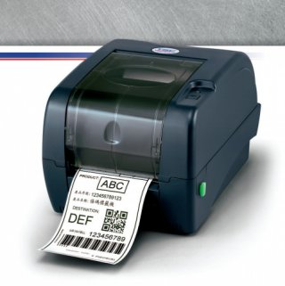 Thermal Barcode Printer TTP-247 SERIES, Barcode Sticker
