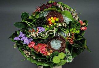 หลักสูตรการออกแบบจัดดอกไม้ 1