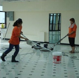 รับจัดหาพนักงานทำความสะอาด