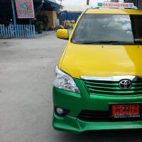Taxi to Koh Chang