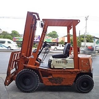 Toyota Forklift 2.3 Tons Model 4