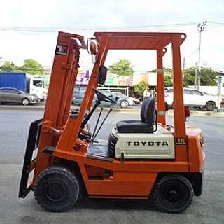 Toyota Forklift 1.5 Tons Model 4