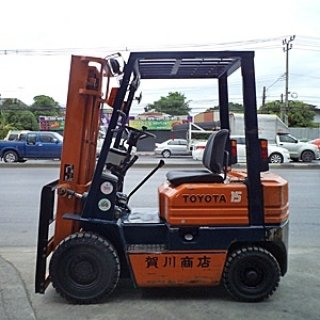 Toyota Forklift 1.5 Tons Model 5