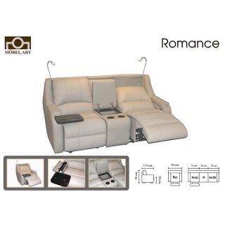 โซฟาหนังแท้ ROMANCE