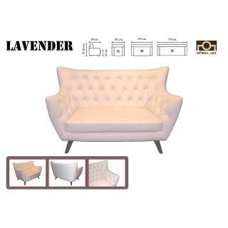 เก้าอี้นวมขนาดใหญ่ LAVENDER