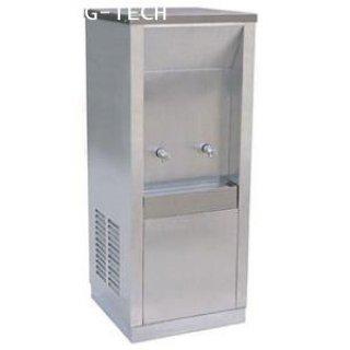 ตู้ทำน้ำเย็นสแตนเลส เย็น 2 ก๊อก