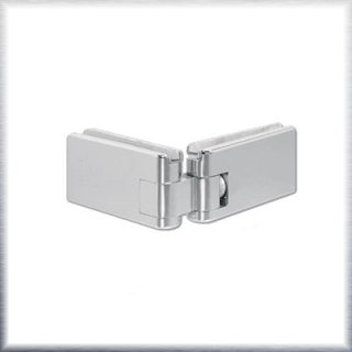 Shower Double Hinge 90 degrees