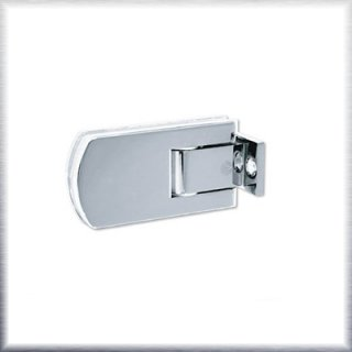Shower Double Hinge 8-10 mm.