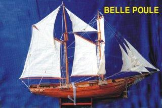 เรือ BELLE POULE จำลอง