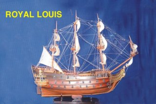 เรือ ROYAL LOUIS จำลอง