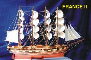 เรือจำลอง FRANCE II