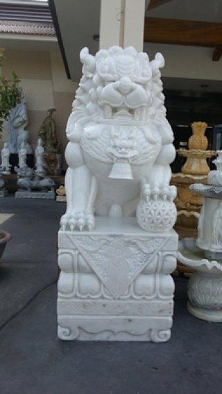 สิงโตปักกิ่ง ขนาด สูง 180 ซม.