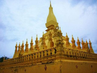 Luang Prabang, attractions of Laos