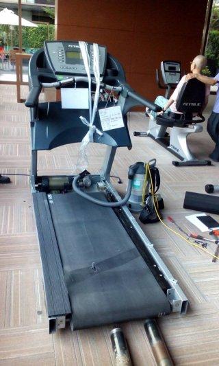 ซ่อมเครื่องออกกำลังกายเพชรบุรี