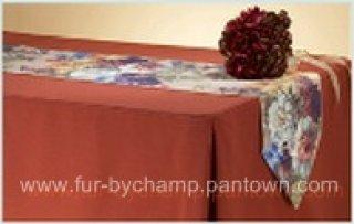 ผ้ารันเนอร์ ผ้าคาดกลางโต๊ะ