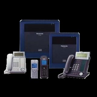 ตู้สาขาโทรศัพท์ PANASONIC IP PBX รุ่น KX-TDE SERIES