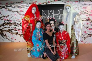 การแสดงญี่ปุ่น ระบำเกอิชา