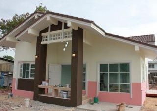 รับสร้างบ้านขนาดเล็ก นครราชสีมา
