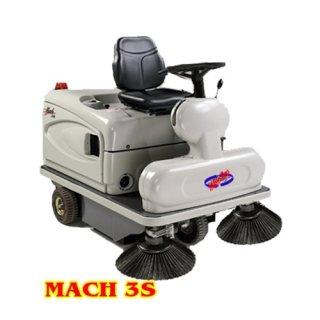 เครื่องกวาดพื้นแบบนั่งขับ รุ่น MACH 3S