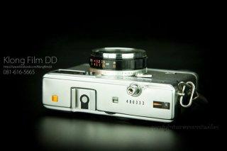 กล้องฟิล์ม Olympus เลนส์ใส