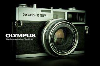 กล้องฟิล์ม Olympus 35SP