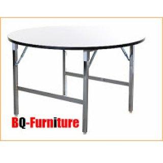 โต๊ะพับอเนกประสงค์ ขาเหล็กคู่