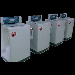 เครื่องซักผ้าหยอดเหรียญ LG 8 KG