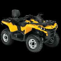 ATV Outlander MAX DPS