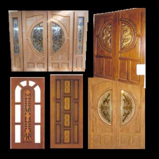นิคมผลิตภัณฑ์ประตูไม้