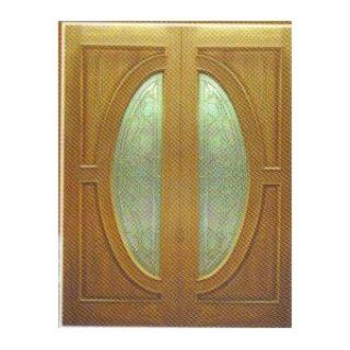ประตูไม้สักหลายรูปแบบ