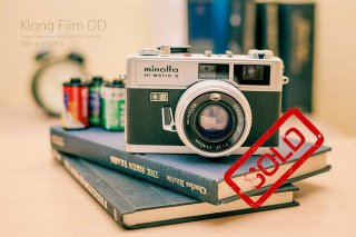 กล้องฟิล์ม Minolta Hi-Matic E