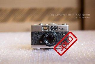 กล้องฟิล์ม Rollei B35